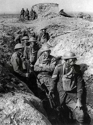 100 let od začetka prve svetovne vojne