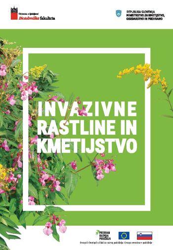 Invazivne rastline in kmetijstvo