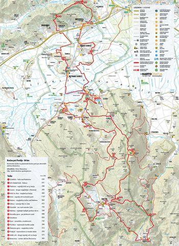 Otvoritev krožne planinske poti Pentlja