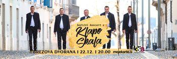 Božični koncert Klapa Skala