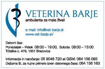 Poziv občanom - sterilizacija in kastracija lastniških mačk