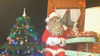 Predstava Zajčkova božična potica