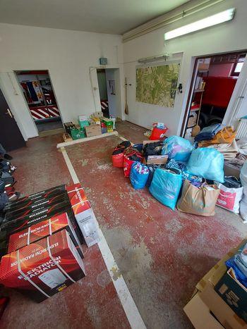 Pomoč za prizadete v potresu na Hrvaškem tudi iz občine Brezovica