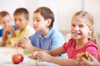 Zagotavljanje toplega obroka učencem
