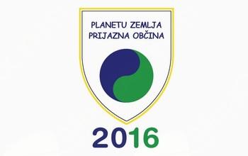 KRIŽEVCI PLANETU ZEMLJA PRIJAZNA OBČINA 2016