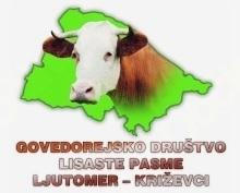 Strokovno predavanje Govedorejskega društva za lisasto pasmo Ljutomer-Križevci