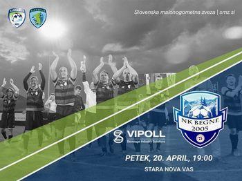 Slovenska malo-nogometna liga 1 - nogometna tekma