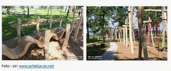 Promocijsko predstavitveni dogodek ob dokončanju gradnje parkovnih površin