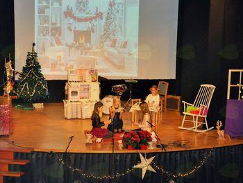 Čarobni december in Prižiganje luči v Vaškem jedru v Križevcih