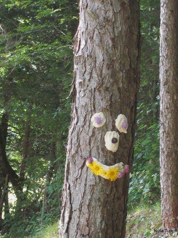 Gozdne ustvarjalnice: ustvarjajmo z naravo