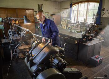 Odprtje nove stalne razstave »Mašine za kovine«