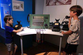 Muzej pošte in telekomunikacij zopet odprt za obiskovalce
