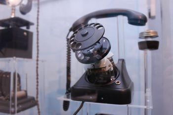 Voden ogled zbirk Muzeja pošte in telekomunikacij
