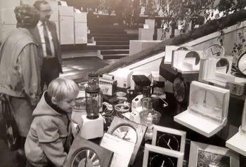 Občasna razstava: 50 let tovarne Nazarje
