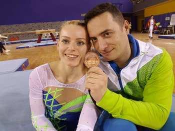 Bravo: BRONASTA Teja Belak spet na zmagovalnem odru