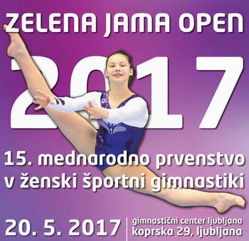 15. ZELENA JAMA OPEN 2017