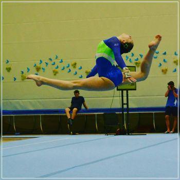 Gimnastika #narediSalto