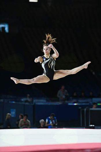 PARIZ - športna gimnastika