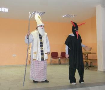 Miklavževanje v Gornjih Petrovcih