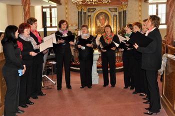 Letni koncert ŽPZ Primož Trubar iz Križevec