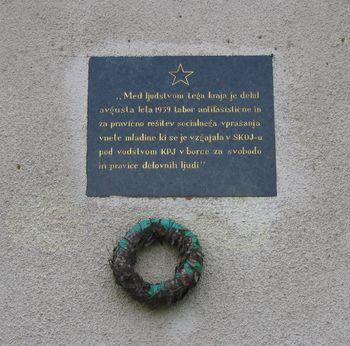 Vabilo k iskanju in vpisovanju partizanskih spomenikov
