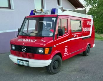 Prevzem gasilskega vozila PGD Ženavlje
