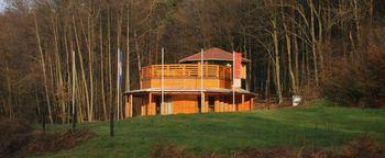 Obiščite vidrin center v Križevcih na Goričkem med zimskimi počitnicami