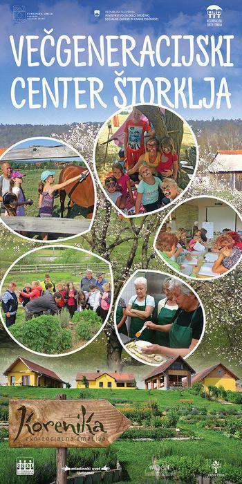 Brezplačne medgeneracijske aktivnosti in delavnice na EKO-socialni kmetiji KORENIKA v mesecu maju