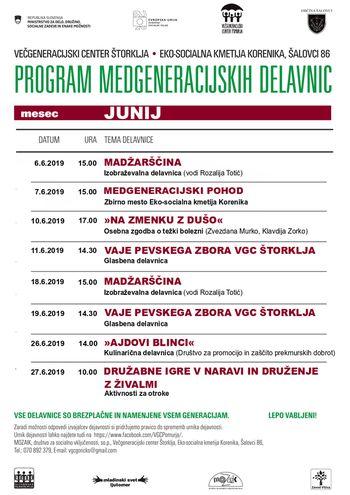 Brezplačne medgeneracijske aktivnosti in delavnice na EKO-socialni kmetiji KORENIKA v mesecu juniju