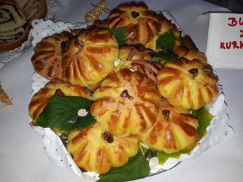 »Kuhanje jedi iz fižola in razstava jedi iz kvašenega testa« na Kukeču