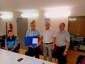 1. seja Sveta za preventivo in vzgojo v cestnem prometu Občine Sodražica