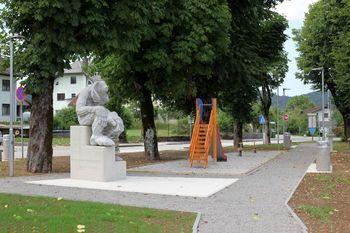 Otvoritev Kostanjevega parka