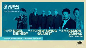 V ljubljansko Unionsko dvorano prihajajo glasbeni velikani svetovnega slovesa