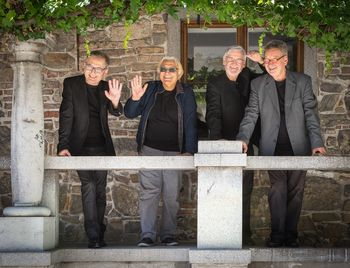New Swing Quartet in Oto Pestner praznujejo izjemnih 50 let na odru!