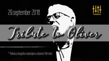 Glasbeni večer v spomin hrvaški glasbeni legendi - Tribute to Oliver