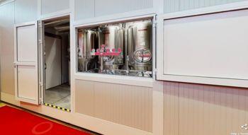 Zaživela prva kontejnerska pivovarna
