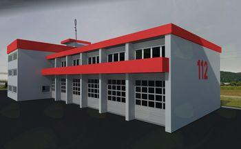 Prošnja za finančno pomoč pri gradnji novega gasilskega doma PGD Moste
