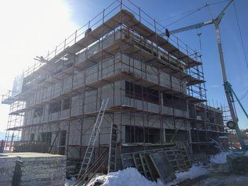 24. teden gradnje