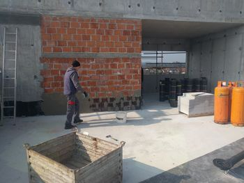 29. teden gradnje