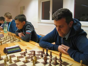 Zaključni turnir 18. OSREDNJE SLOVENSKE ŠAHOVSKE LIGE 2017