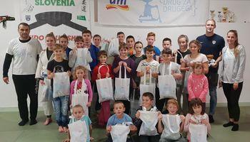 Zaključek akcije Rastemo s športom v športnem centru v Orli vasi