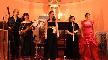 """""""Najlepše arije in uverture iz baročnih oper"""" koncert baročne komorne skupine Musica Nucis"""