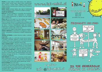 INI-MINI d.o.o.; vpisi za šol. leto 2020/21