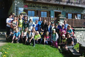 Izlet planinskega krožka osnovne šole Mislinja na Peco (2125 m)