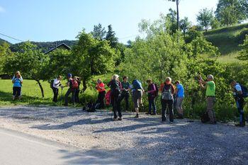 Planinski pohod PD Mislinja ob Dnevu slovenskih planincev 2021