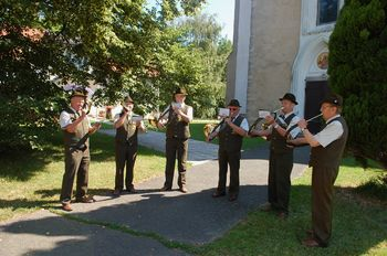 19. občinski praznik - Jubilejni koncert Kulturnega društva Križevski rogisti
