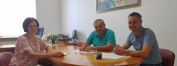Prodaja zemljišča v obrtni coni v Črenšovcih