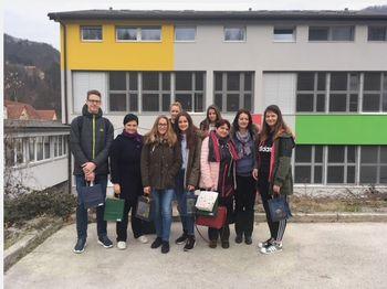 Mladi parlamentarci OŠ Sevnica na občinskem otroškem parlamentu