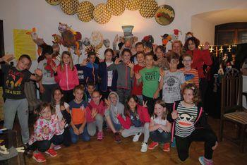 Četrtošolci smo pobliže spoznali Grad Sevnica