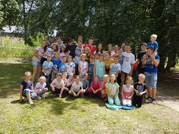 Poseben dan za prvošolce OŠ Sevnica